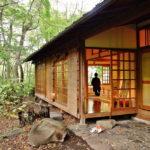 【星のや軽井沢】茶屋まである!谷の集落をブラブラ散策