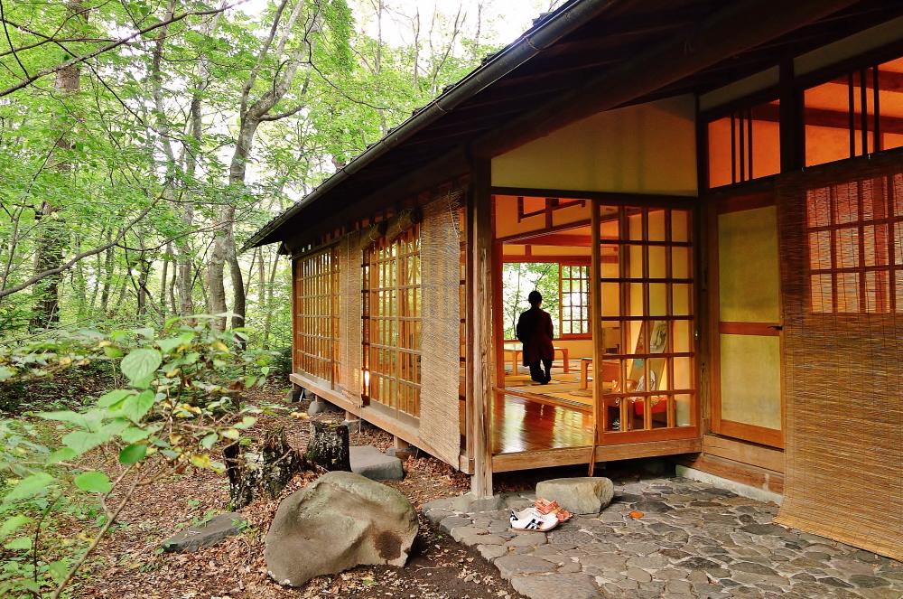 星のや 軽井沢 茶屋