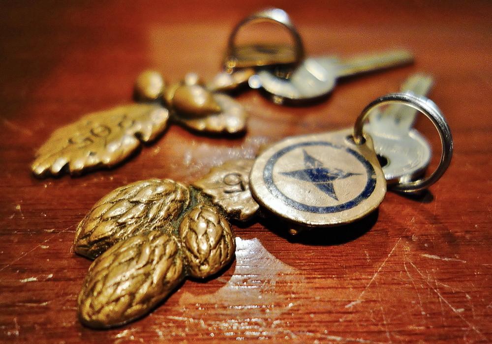 星のや 軽井沢 部屋の鍵