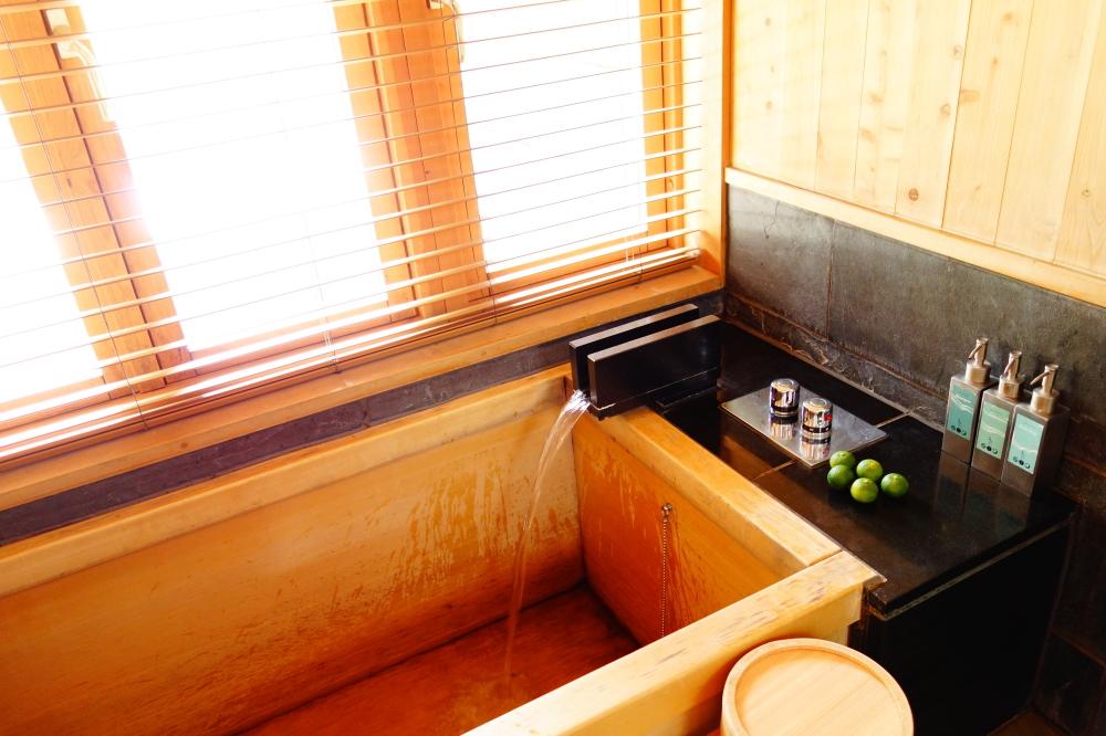 hoshinoya karuizawa 部屋風呂