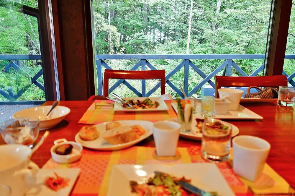 ブレストンコート ノーワンズレシピ 朝食 ブログ