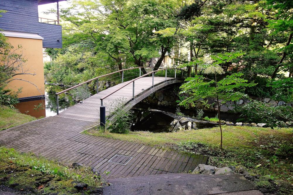 星のや軽井沢 施設内の写真