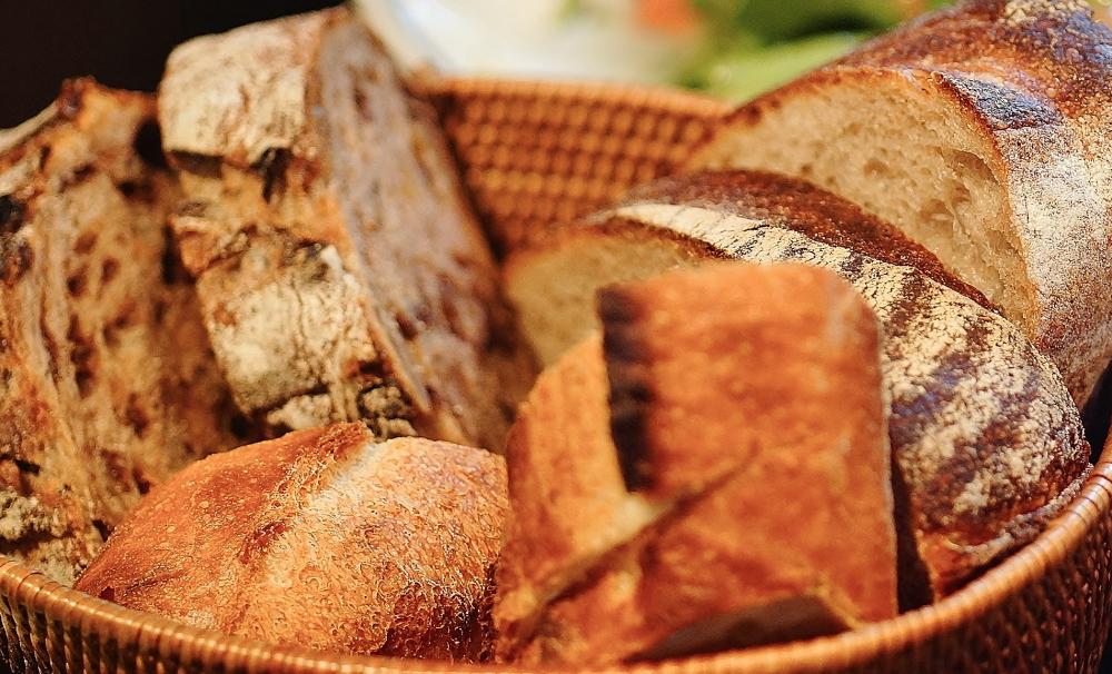 沢村 パン食べ放題ランチ