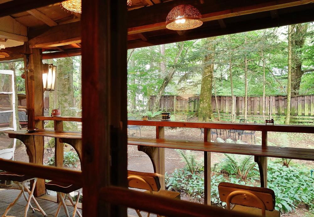 軽井沢 おすすめレストラン 涼の音