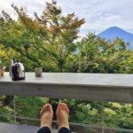 【星のや富士】客室で楽しむ「アウトドアコーヒー」キャンプ用品がカワイイの!