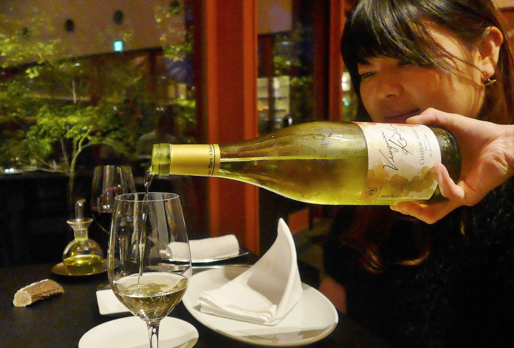 星のや富士 ワイン