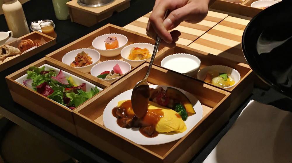 星のや東京 朝食 内容 ブログ