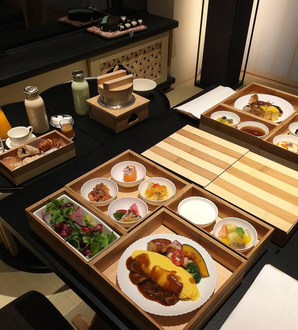 星のやモーニング ヒノキ工芸 お弁当箱