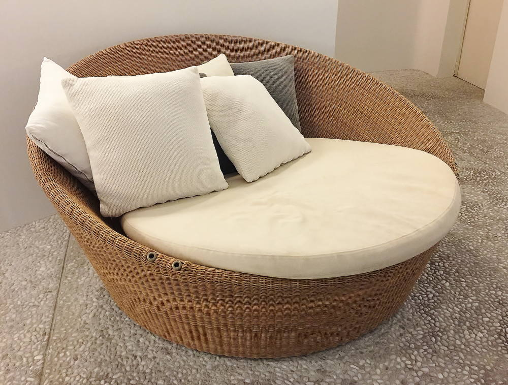 ディープシーセラピー 椅子