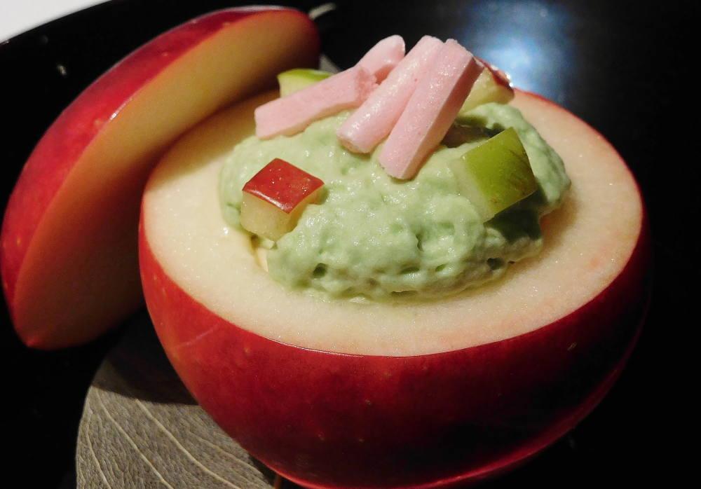 ユカワタン リンゴ