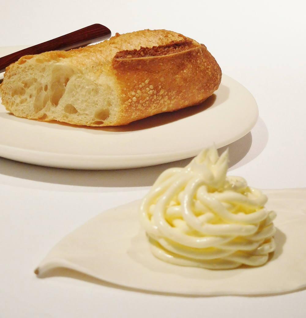ホテル ブレストンコート パン バター