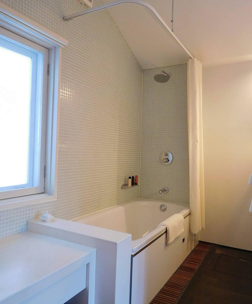 ブレストンコート バスルーム 風呂