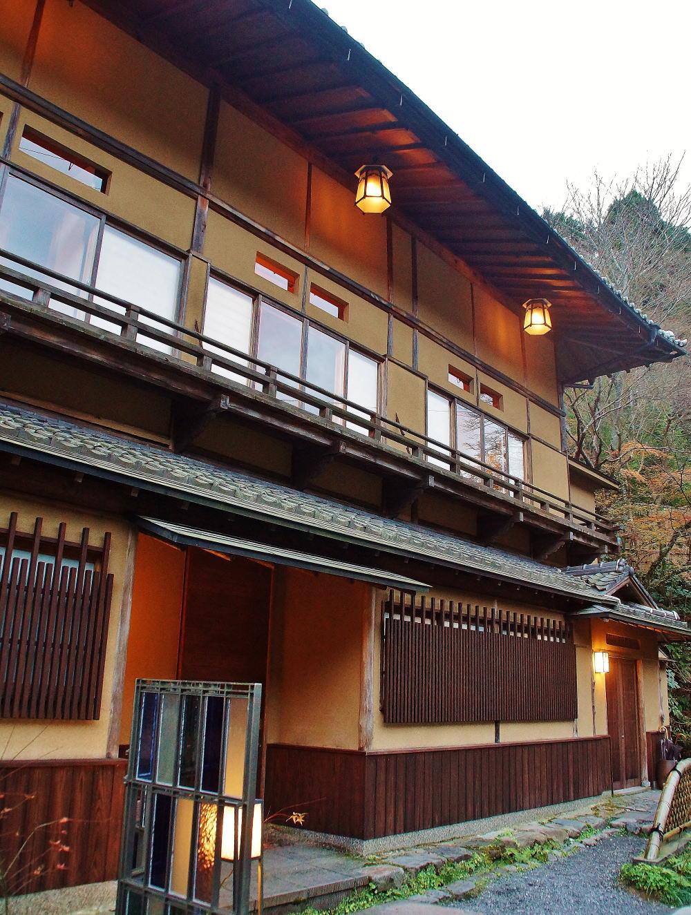 星のや京都 レストラン