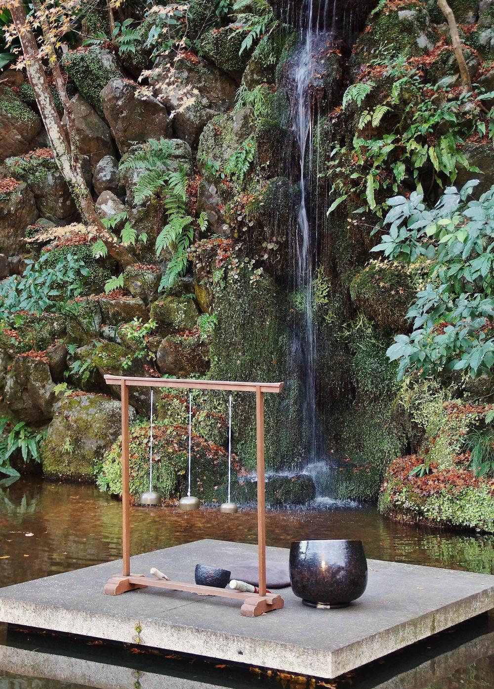 星のや京都 水の庭