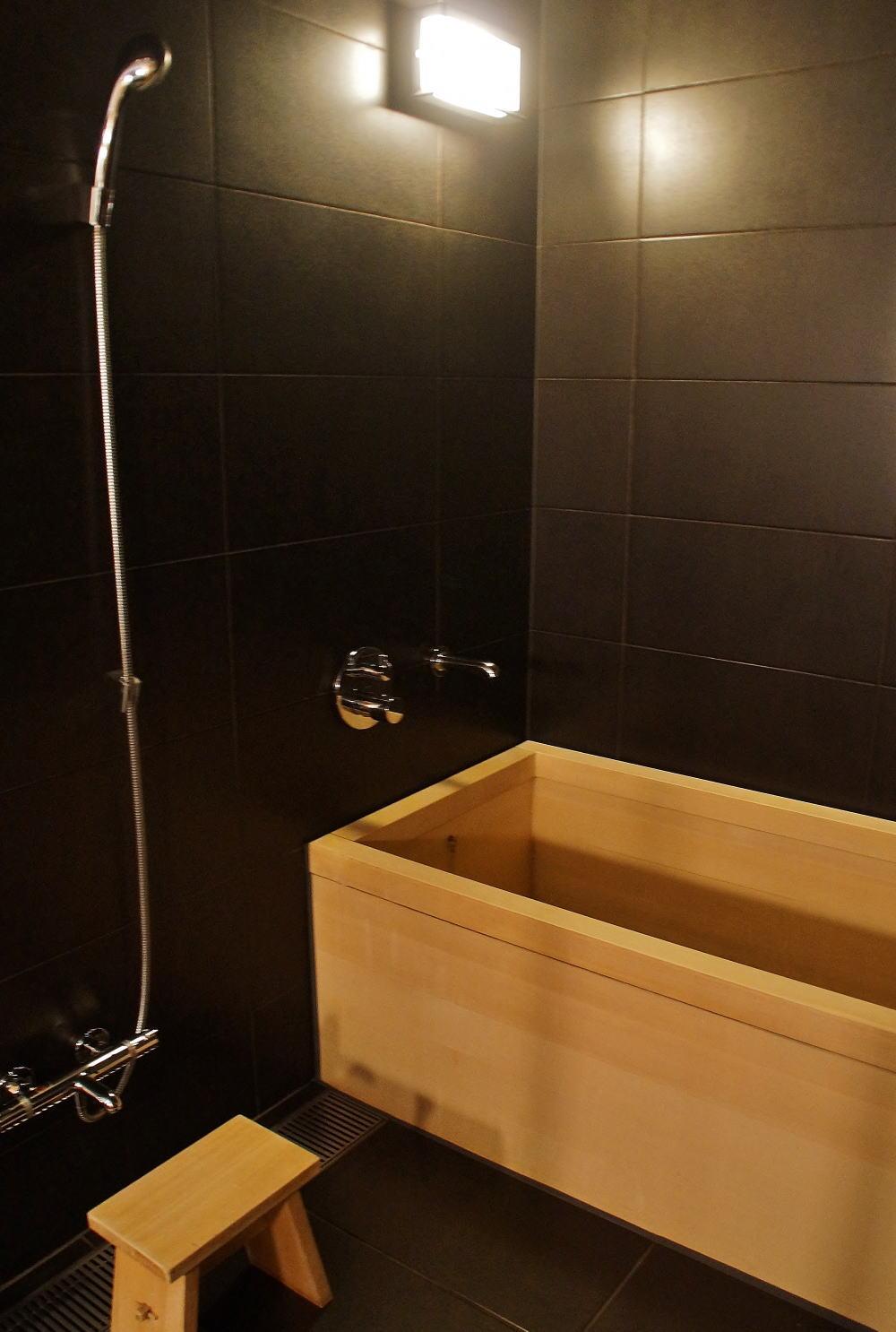 星のや京都 お風呂