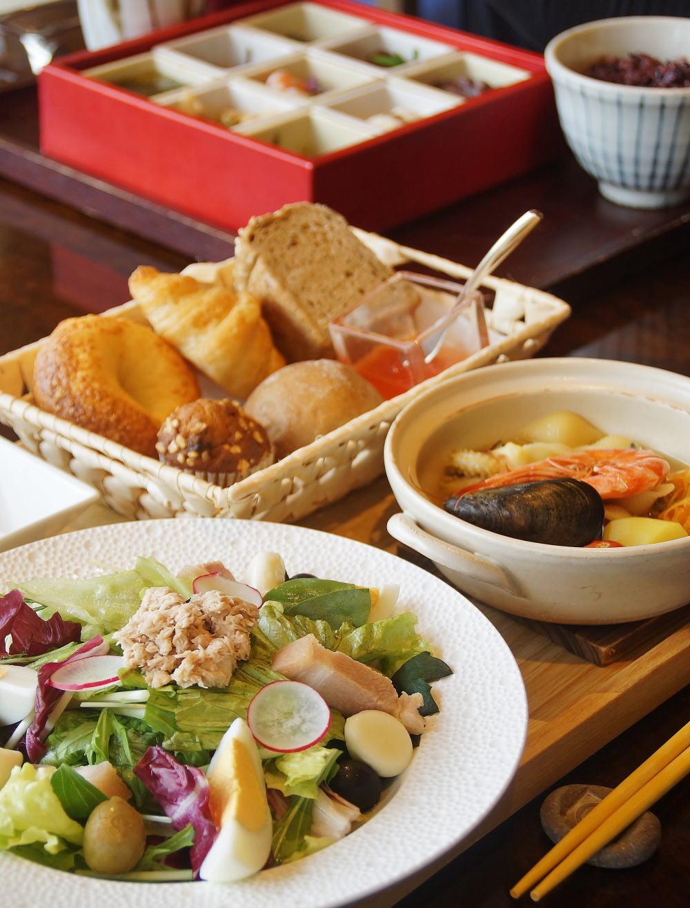 星のや竹富島 食事