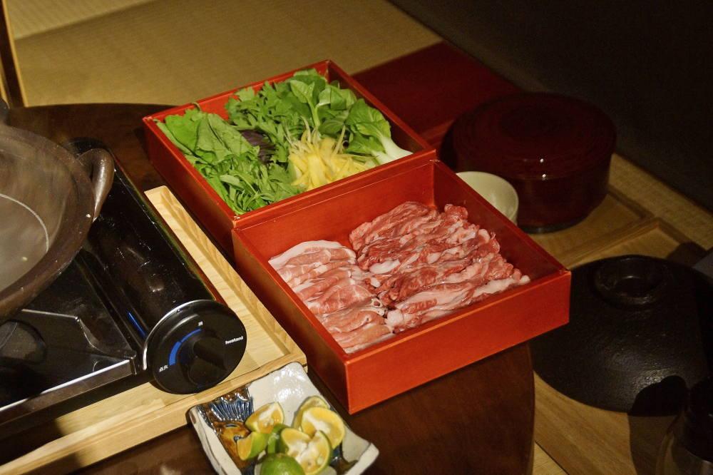 星のや竹富島 夕食 部屋