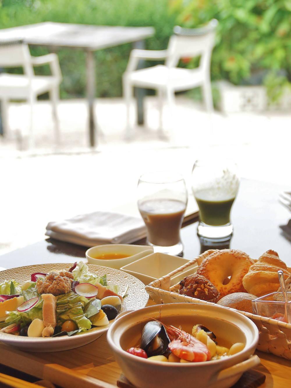 星のや竹富島 レストラン