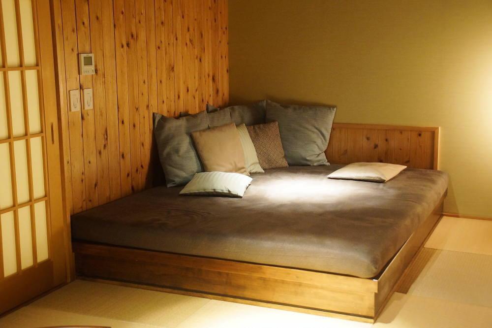 星のや竹富島 客室 ソファー