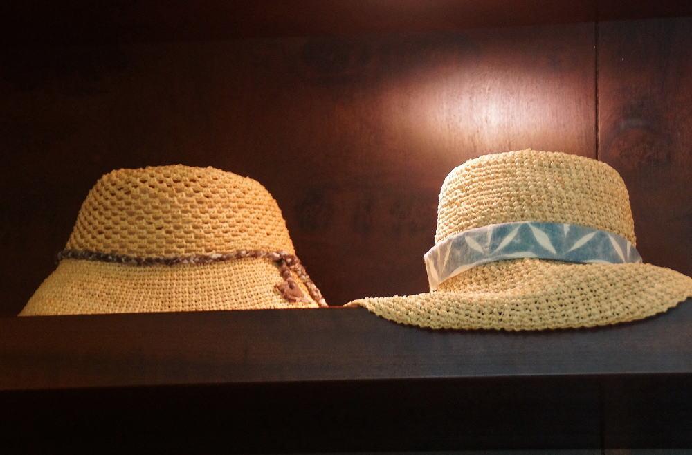 ヨーガンレール 帽子