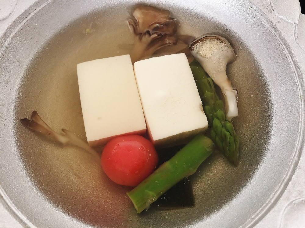 高知 湯豆腐