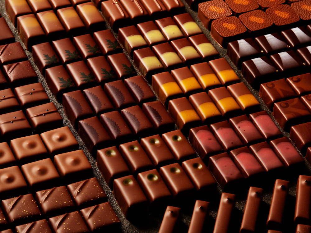 ショコラとワイン官能の世界