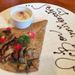 【ブレストンコート】オシャレ朝食「ノーワンズレシピ」そば粉のクレープ&タパスが楽しめます
