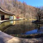【星のや軽井沢周辺】お洒落カフェと美しい「ケラ池」に行ってみた「ピッキオ」