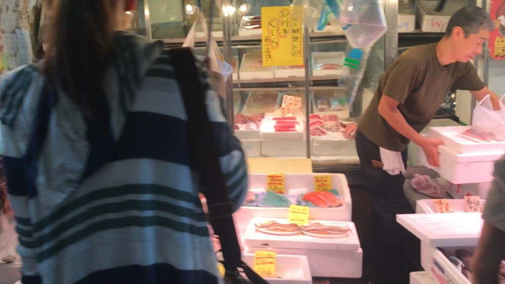 栃木屋鮮魚店
