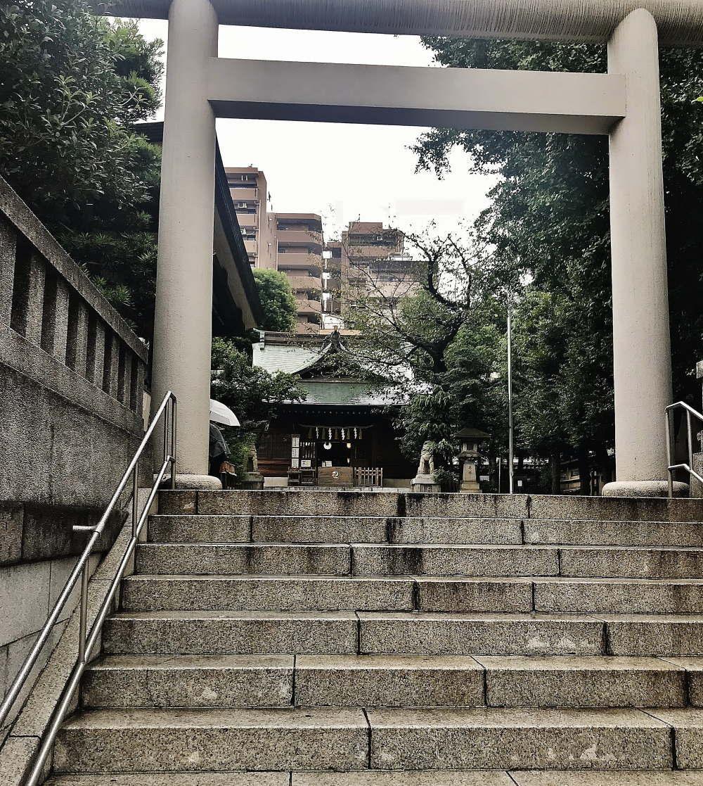 旧巣鴨総鎮守 天祖神社(大塚天祖神社)