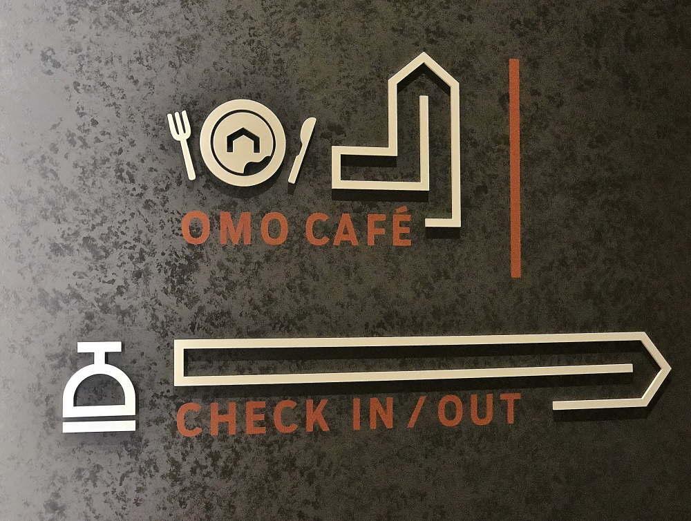 OMO5 ロビーラウンジの案内