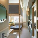 【OMO5 東京大塚】まるで秘密基地!噂の客室「やぐらルーム」を体験。お風呂やアメニティについても。