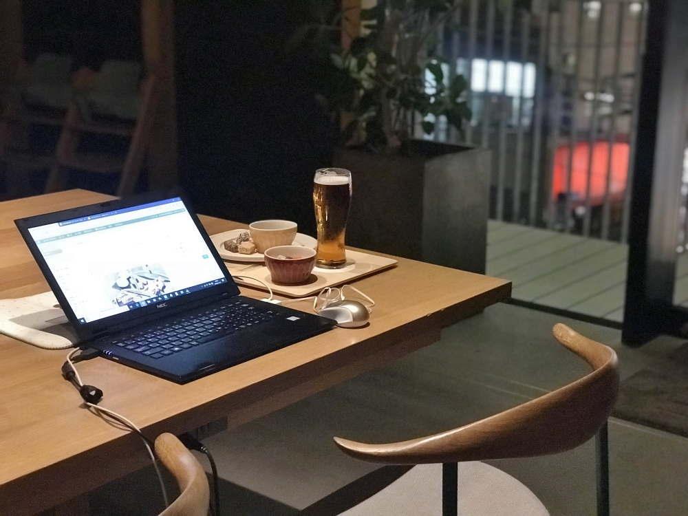 オモカフェ よなよなビール