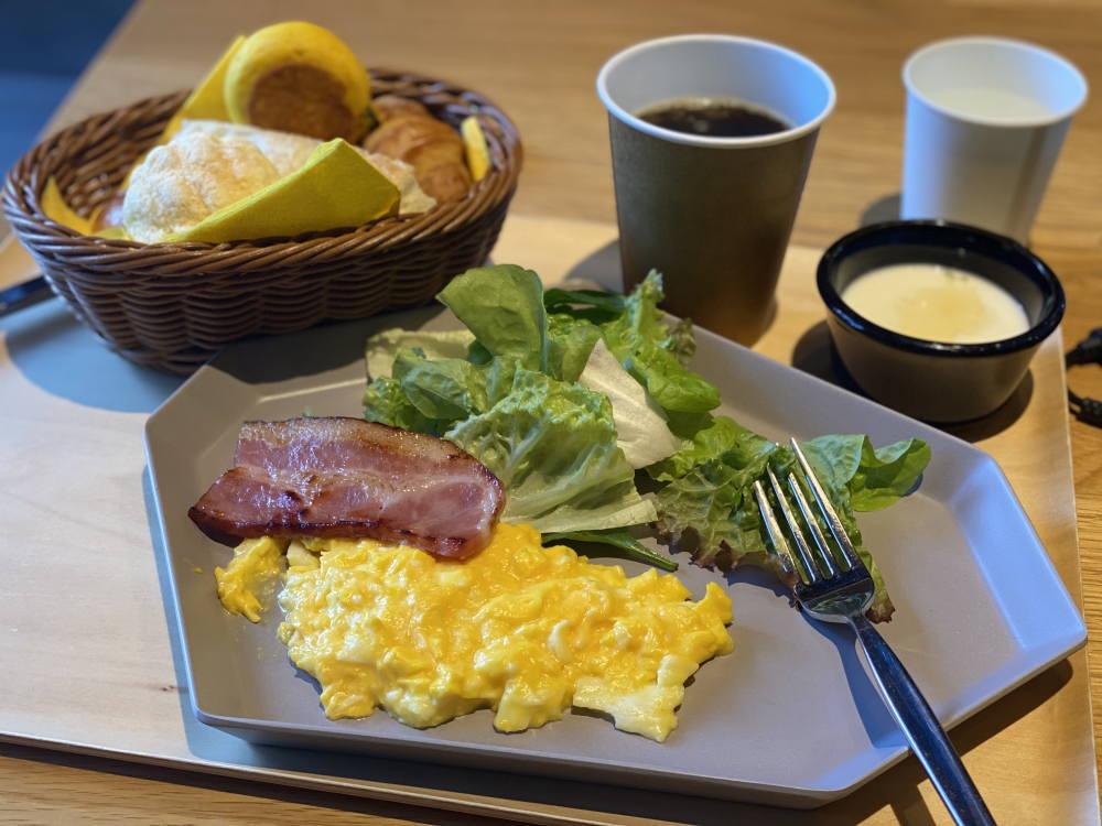 omo5の朝ごはん